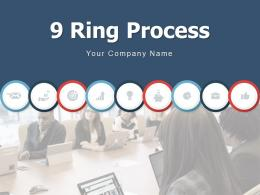 9 Ring Process Business Target Achievement Investment Innovation Strategy