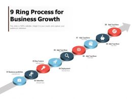 9 Ring Process For Business Growth