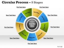 9_stages_planning_process_business_diagram_5_Slide01