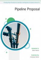 A4 Pipeline Proposal Template