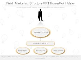 A Field Marketing Structure Ppt Powerpoint Ideas