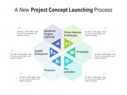 A New Project Concept Launching Process