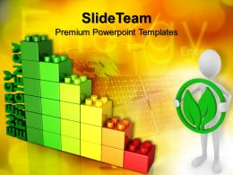 Abc Building Blocks Powerpoint Templates Lego Energy Efficiency Environment Ppt Layouts