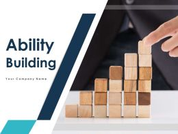 Ability Building Powerpoint Presentation Slides