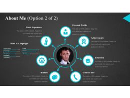 About Me Ppt Gallery