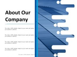 About Our Company Management Ppt Powerpoint Presentation Inspiration Outfit