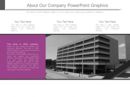About Our Company Powerpoint Graphics