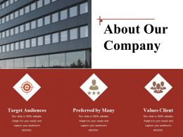 About Our Company Powerpoint Guide