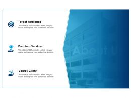 About Us And Values Client F32 Ppt Powerpoint Presentation Infographic Template