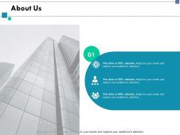 About Us Business Ppt Slides Graphics Tutorials