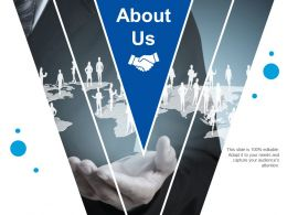 About Us Business Ppt Summary Background Designs