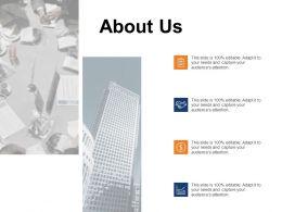 About Us Management Marketing C1028 Ppt Powerpoint Presentation Inspiration Design Ideas
