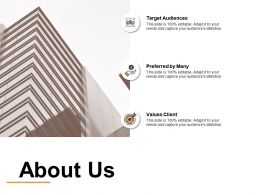 About Us Management Ppt Powerpoint Presentation Layouts Outfit