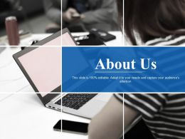 About Us Obstacles And Solutions Ppt Slides Guide