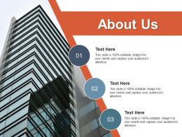 About Us Powerpoint Slide Background Designs