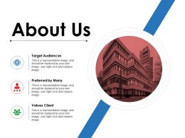 About Us Powerpoint Slide Background Picture Template 1