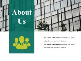 About Us Powerpoint Slide Designs Download