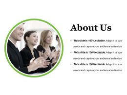 About Us Powerpoint Topics