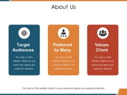 About Us Ppt Background