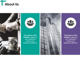 About Us Ppt Design Templates