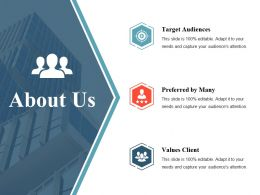 About Us Ppt Gallery