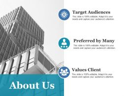About Us Ppt Ideas Design Templates