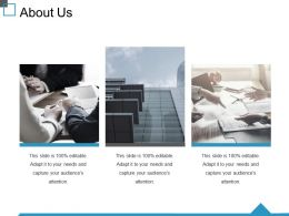 About Us Ppt Information