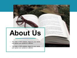 About Us Ppt Inspiration