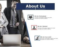 About Us Ppt Layouts Example File
