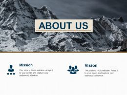 About Us Ppt Pictures Slide Download