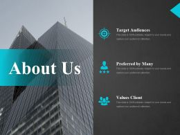 About Us Ppt Professional