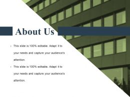 About Us Ppt Samples Download