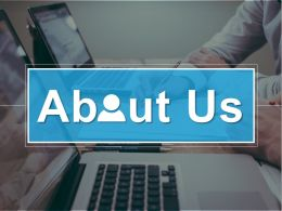 About Us Ppt Slide Templates