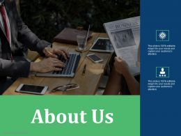 About Us Ppt Slides Graphic Tips