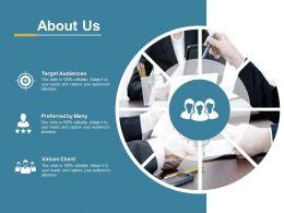 About Us Ppt Slides Ideas