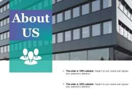 About Us Ppt Styles Graphics