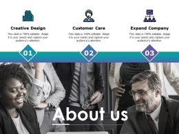 About Us Ppt Templates