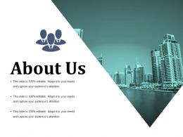 About Us Presentation Images