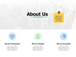 About Us Successful I247 Ppt Powerpoint Presentation Outline Gallery