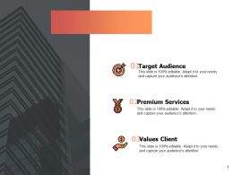 About Us Target Audience Ppt Powerpoint Presentation Outline Infographic Template