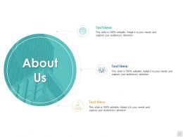 About Us Team B48 Ppt Powerpoint Presentation Diagram Graph Charts