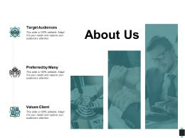 About Us Values Client C198 Ppt Powerpoint Presentation Model Skills
