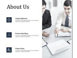 About Us Values Client F299 Ppt Powerpoint Presentation Slides Design Ideas