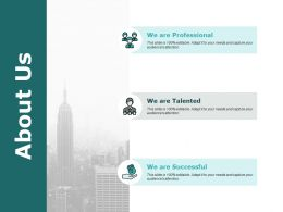 About Us Values Clients I233 Ppt Powerpoint Presentation Template Influencers