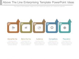 above_the_line_enterprising_template_powerpoint_ideas_Slide01