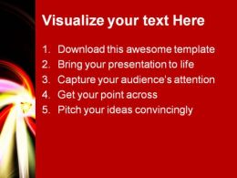 Abstract01 Beauty PowerPoint Template 0810  Presentation Themes and Graphics Slide02