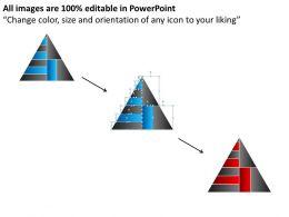 16361368 Style Layered Pyramid 10 Piece Powerpoint Presentation Diagram Infographic Slide