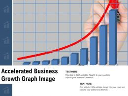 Accelerated Business Growth Graph Image