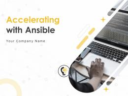 Accelerating With Ansible Powerpoint Presentation Slides
