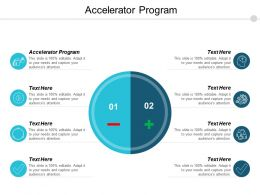 Accelerator Program Ppt Powerpoint Presentation File Portrait Cpb